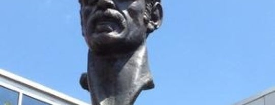 Frank Zappa Statue is one of Future sites.