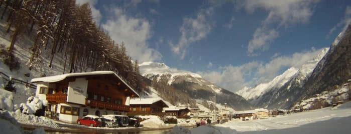 Sölden is one of Best Ski Areas.