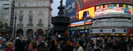 Piccadilly Circus is one of London City Guide.