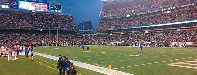FirstEnergy Stadium is one of Sporting Venues.