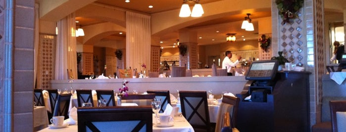 Hill Country Dining Room at Barton Creek Resort is one of Thanksgiving Austin.