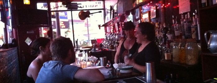 The Matchbox is one of Time Out Chicago's Bar Hunter.