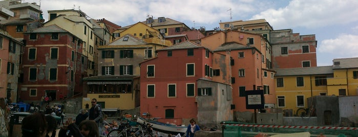 Boccadasse is one of Tra i Caruggi e il mare - Genova #4sqcities.