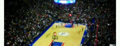 Wells Fargo Center is one of Let's get lose.