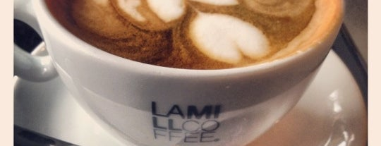 Lamill Coffee Boutique is one of LosAngeles's Best Coffee - 2013.