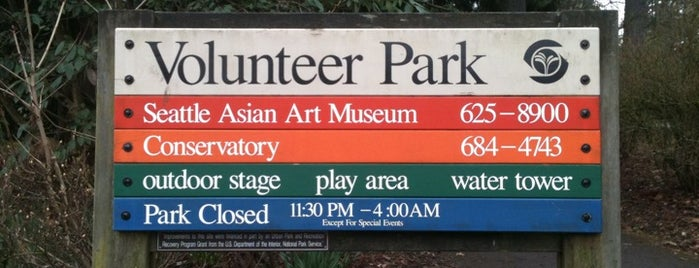 Volunteer Park is one of Must-have Experiences in Seattle.