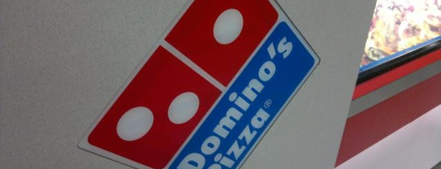 Domino´s is one of N.さんの保存済みスポット.