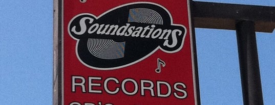 Soundsations is one of Record Shops.