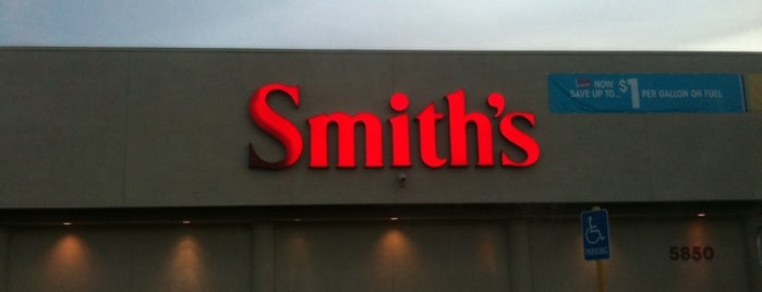 Smith's is one of USA1.