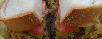 Steel City Sandwich Truck is one of Sandwich Must-Eats.