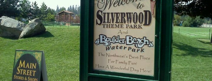 Silverwood Theme Park is one of Best Haunts and Scares In United States-Halloween.