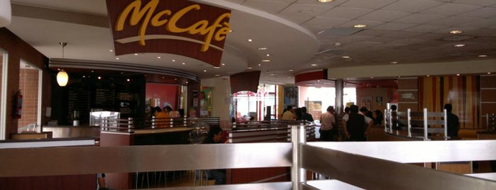 McDonald's is one of Club de Lectores - El Universo.