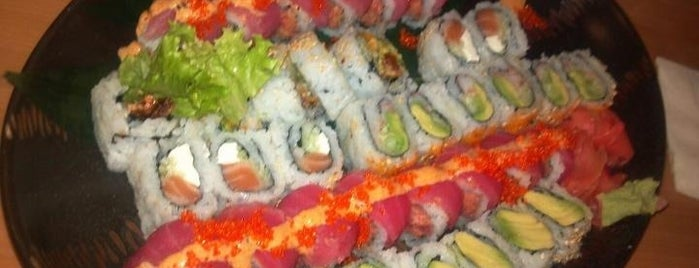 Sushi House is one of Cedar Rapids.