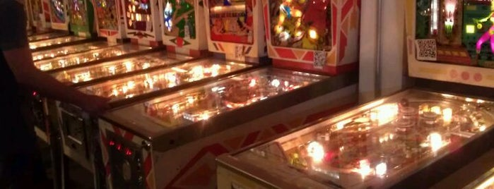Pinball Hall of Fame is one of Las Vegas' Area Hidden Gems.