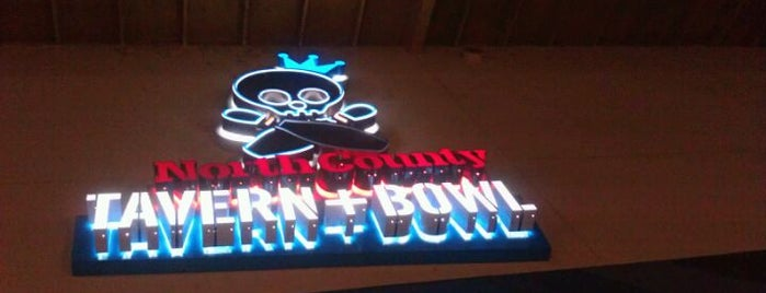 North County Tavern+Bowl is one of Orte, die Dominic gefallen.