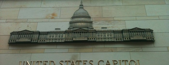 U.S. Capitol Visitor Center is one of 7th 미국여행.