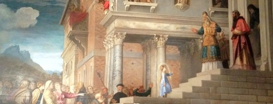 Gallerie dell'Accademia is one of Venice.