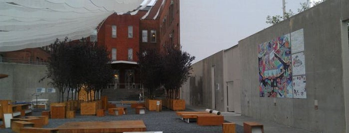 MoMA PS1 Contemporary Art Center is one of NY Must by Bellita!.