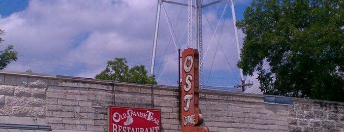 OST Restaurant is one of Bill : понравившиеся места.