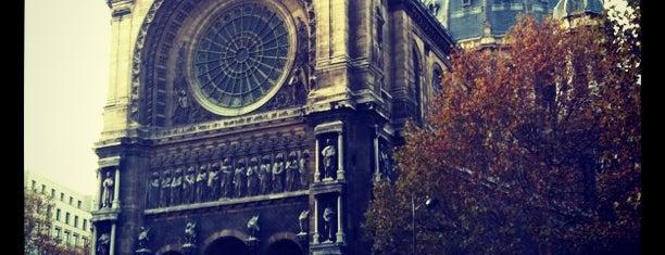 Église Saint-Augustin is one of Paris.