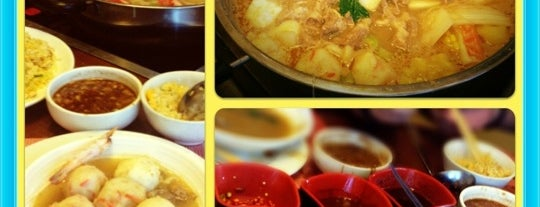 Luk Foo Cantonese Kitchen is one of Recorded.