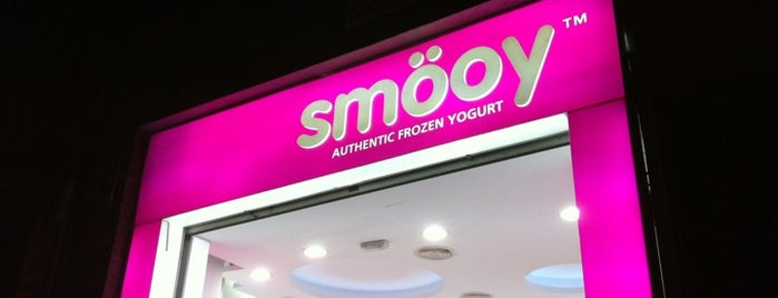 Smöoy Frozen Yogurt