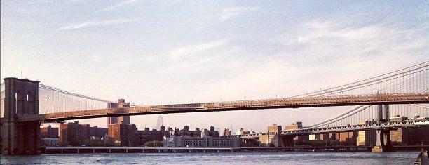 Brooklyn Bridge Park - Pier 1 is one of brooklyn via bk.