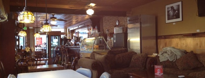 Van Gough Cafe is one of Coffee & Cafe's.