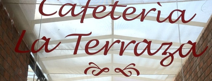 La Terraza is one of Matiasさんのお気に入りスポット.