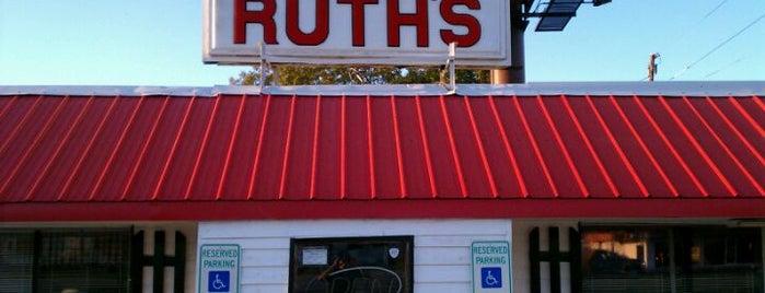 Ruth's is one of Lieux qui ont plu à Celinha.