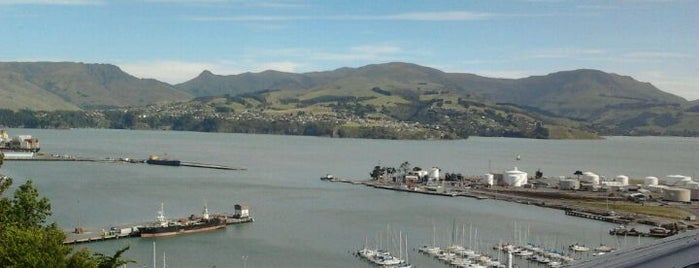 Lyttelton is one of Around The World: SW Pacific.