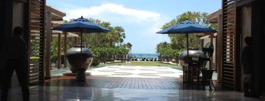 InterContinental Hua Hin Resort is one of Posti che sono piaciuti a Max.