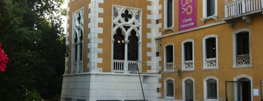 Palazzo Franchetti is one of My Venice.