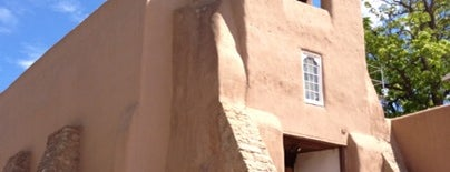 San Miguel Mission is one of New Mexico.