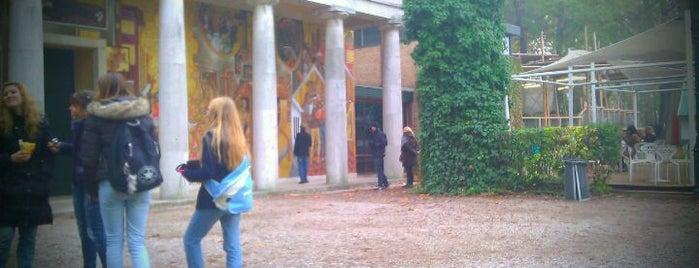 Giardini della Biennale is one of Venezia.