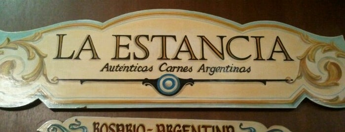 La Estancia is one of fungitron.