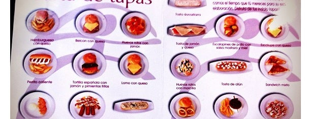 Indalo Tapas is one of Tapeo.