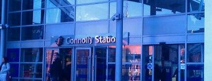 Dublin Connolly Railway Station is one of Dublin City Guide.