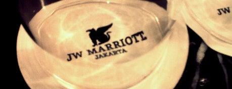 JW Marriott Hotel Jakarta is one of Hotels.
