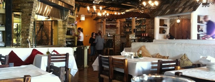 Melanthios Greek Char House is one of WTTW Check, Please! Restaurant List.