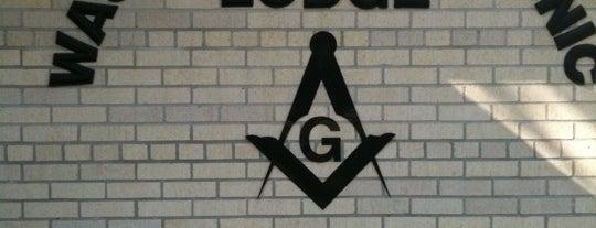Washington Masonic Lodge is one of Lieux qui ont plu à David.