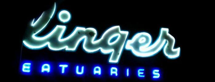 Linger is one of Mile High: Denver To Dos.