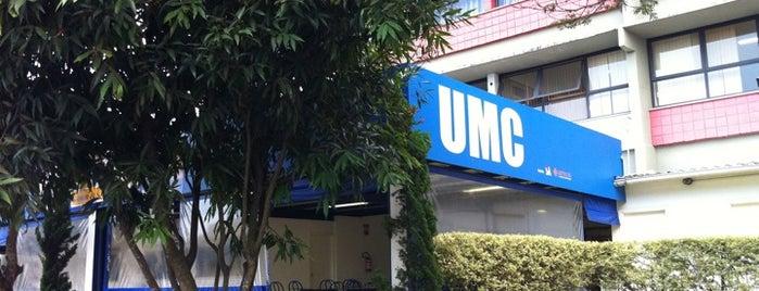 Universidade de Mogi das Cruzes (UMC) is one of Lugares favoritos de Luis.