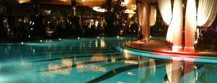 XS Nightclub is one of Las Vegas's Best Nightclubs - 2012.
