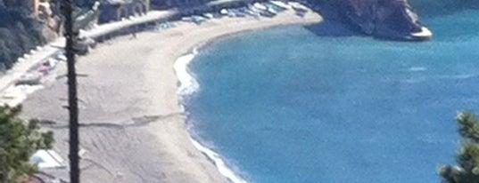 Spiaggia di Levanto is one of Italy.