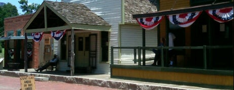 Dallas Heritage Village is one of Attractions in central Dallas.