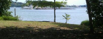 Pulau Ubin is one of Trek Across Singapore.