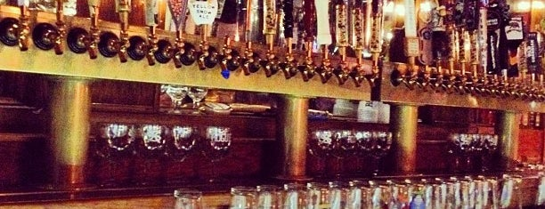 Rogue Ales Public House is one of Beer 47 Craft Beer Guide to SF.