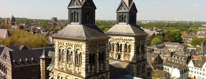 Basiliek van Sint Servaas is one of 7 things to do in Maastricht.