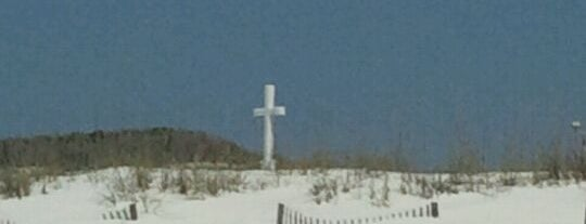 The Cross is one of minhas viagens *.*.